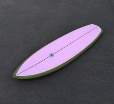 """album surfboards, #custom 5'10"""" Doom for @slidestream //..."""