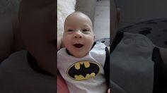 cute baby speak 2,5 months old