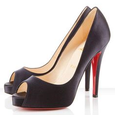 Christian Louboutin, I can wear them with everything!