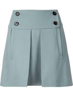 Shop Chloé A-line skirt in Atelier NY from the worlds best independent bouti Tesettür Şalvar Modelleri 2020 Fashion Moda, Hijab Fashion, Fashion Outfits, Womens Fashion, Fashion Fashion, Cute Skirts, A Line Skirts, Mini Skirts, Skirt Pants