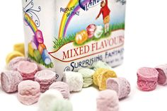Pastiglie Leone Mixed Flavors Candies