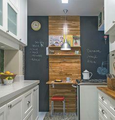 9 cozinhas para amar