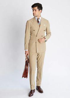 Ring Jacket Tailored Jacket, Suit Jacket, American Guy, Safari Jacket, Cotton Blazer, Bargain Shopping, Plaid Pants, Spring Summer 2016, Fashion Photo