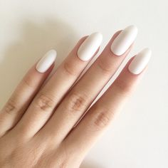 Image result for nails oval modern