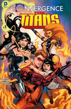 Weird Science: Convergence: The Titans #1 Review and *SPOILERS*