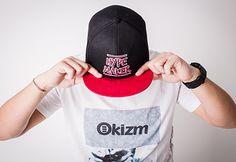 Okizm Snapbacks on http://www.okizm.com/shop