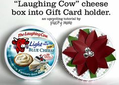 I like this one.  There's a Laughing Cow love at our house who is also crafty.