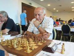 Casa do Xadrez de Alpiarça: 1ª Divisão 2016: Alejandro Hoffman x Carlos Nascimento