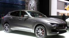 Maserati Levante is Italy's answer to the Porsche Cayenne