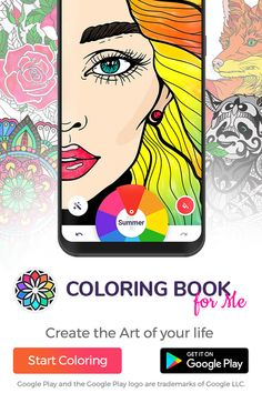 Discover The Beautiful World Of Coloring With Book For