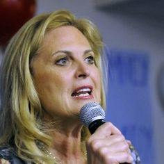 """Anne Romney said this April 18: """"Why should women be paid equal to men? Men have been in the working world a lot longer and deserve to be paid at a higher rate. Heck, I'm a working mom and I'm not paid a dime. I depend on my husband to provide for me and my family, as should most women and if a woman does work, she should be happy just to be out there in the working world and quit complaining. I mean really.."""""""