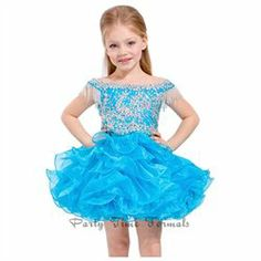 #Party Time Formals       #ApparelDresses           #Party #Time #Formals #Girls #White #Blue #Beaded #Lace #Pageant #Dress       Party Time Formals Girls 4T White Blue Beaded Lace Up Pageant Dress                                     http://www.snaproduct.com/product.aspx?PID=7436037