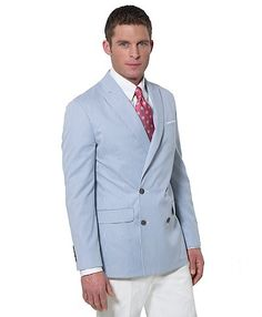 Haspel Seersucker Suit | Suits | Pinterest