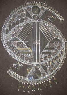 Interesting Shapes - Nachtrab Glass Studio - Portland, Oregon
