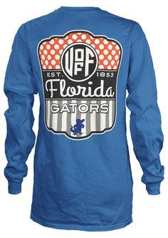 University of Florida Gators Long Sleeved T-Shirt #UF #GoGators #beallsflorida
