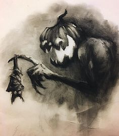 Halloween is the best time of year. It's the best holiday by far in my opinion… Halloween is the best time of year. It's the best holiday by far in my opinion. Scarecrow Tattoo, Scarecrow Drawing, Scary Scarecrow, Monster Sketch, Monster Drawing, Horror Drawing, Horror Art, Scary Drawings, Scary Halloween Drawings
