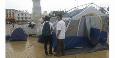Inicia en Cartagena instalación de campamentos por la paz - El Heraldo (Colombia)