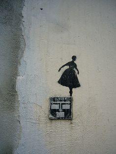 Street Art: Bergen by cicilief, via Flickr