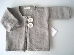 wool 2-button sweater by melva