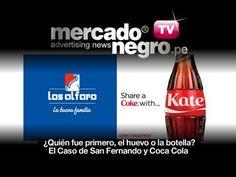 ¿Quién fue primero, el huevo o la botella? El caso de San Fernando y Coca Cola