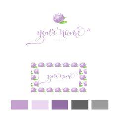 Premade+Logo+Design%2C+Watercolor+Logo%2C+Flower+Logo%2C+Pink+Logo%2C+Elegant+Logo%2C+Photography+Logo%2C+Business+logo
