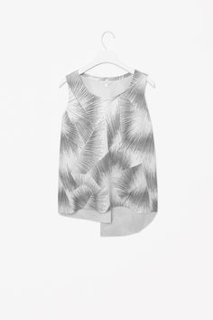 cos stores printed top