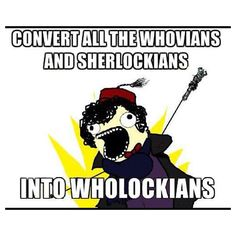 I am a who-lock-merlin-ian. Plus like every other bbc show and quite a smattering of syfy shows. :)