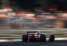 Ayrton Senna McLaren - Honda Monza 1992