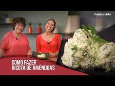 Ricota de Amêndoas - byMonaco