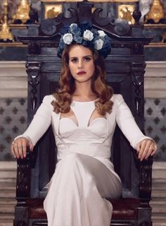 "Lana del Rey : ""we were Born To Die"""