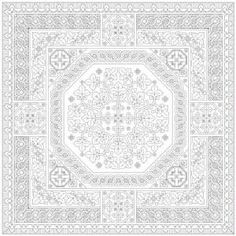 Free Blackwork and Stuff Blackwork Cross Stitch, Blackwork Embroidery, Cross Stitching, Hand Embroidery, Embroidery Designs, Blackwork Patterns, Cross Stitch Patterns, Black Work, Red Cross