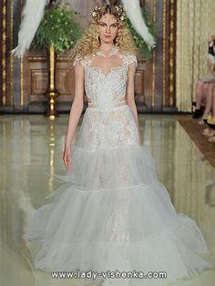 Quinceanera transparentes brautkleid 2016  Alle Brautkleider http://de.lady-vishenka.com/transparent-wedding-dress-2016/