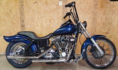 Dwayne's Dyna Wide Glide : Build Reports #harleydavidsondynasport #harleydavidsondynabobber #harleydavidsondynasuperglide #harleydavidsondynabagger #harleydavidsondynalowrider #harleydavidsondynamodels Harley Davidson Street Glide, Harley Davidson Dyna, Harley Davidson Motorcycles, Harley Wide Glide, Dyna Wide Glide, Dyna Super Glide, Custom Bobber, Harley Bikes, Old Bikes