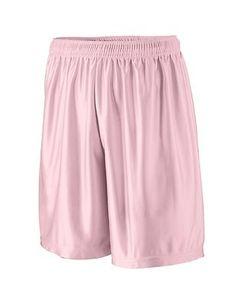 7c6c06111410 Augusta Sportswear Men's Elastic Waistband Dazzle Short. 920 Description  100% polyester dazzle fabric,