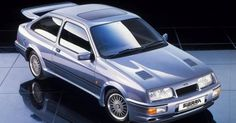 The Sierra RS Cosworth is 30 years old