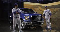 Special-edition #Ford #F150 celebrates KC's World Series win