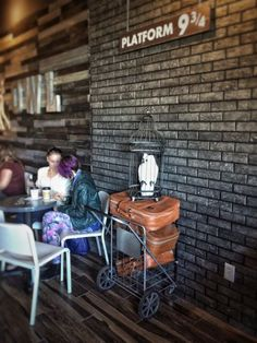 5 'Harry Potter'-Themed Cafes & Bars for Thirsty Muggles