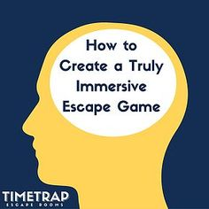 Good escape games are all about creative puzzles with a strong flow, tied together by an interesting back story - Great escape games take this one step further Escape Room Diy, Escape Room For Kids, Escape Room Puzzles, Escape Room Themes, Breakout Edu, Breakout Game, Breakout Boxes, Reading Town Centre, Best Escape Games