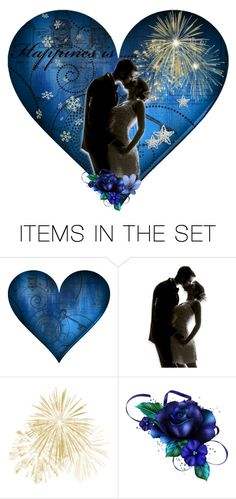 """""""Happines is..."""" by giovanina-001 ❤ liked on Polyvore featuring art"""