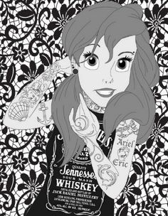 Ariel punk edit