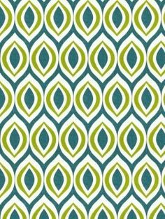 Teal Modern Upholstery Fabric Online by greenapplefabrics on Etsy, $52.00