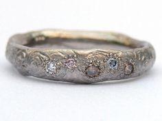 pretty ring by katherine bowman