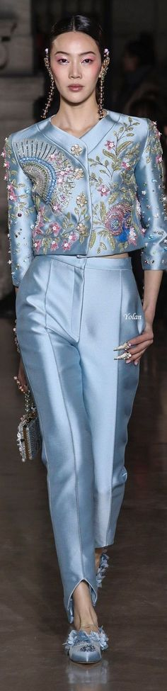 Georges Hobeika spring 2017 Haute Couture