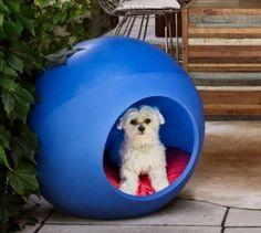 Niche intérieure pour chat ou chien - BUBBLE