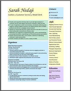 Retail Management Resume Retail Cv Template Sales Environment Sales Assistant Cv Shop