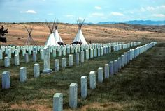 Little Bighorn Battlefield... Montana