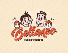 """Check out new work on my @Behance portfolio: """"Bellance Fast Food"""" http://be.net/gallery/45648987/Bellance-Fast-Food"""