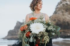 Not every bride or bridesmaid is dressed in traditional white. With Autumn season in its infancy, we thought what a perfect time to showcase an ethereal and spiritual side to the eclipse weekend from this past August. Dramatic tidal flows, incredible sea life, and landscapes of the Oregon Coast highlight how a bride can still …
