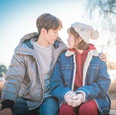 Bok Joo and Joon Young Weightlifting Fairy Kim Bok Joo