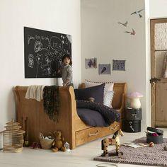 Kids' Playroom - Chalkboard Wall Inspiration   The Junior